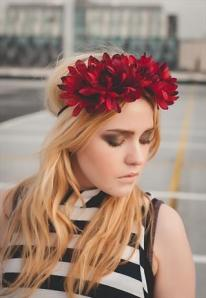 Floral Headband - ASOS Marketplace