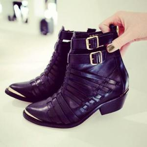 These Topshop boots are unbelieveably cool!