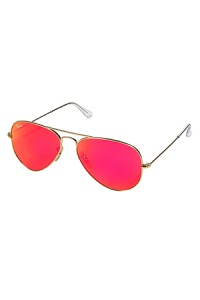 Mirrored Ray-Bans from StyleBop.com