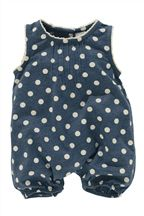 Navy Polka Dot from Next. Classic