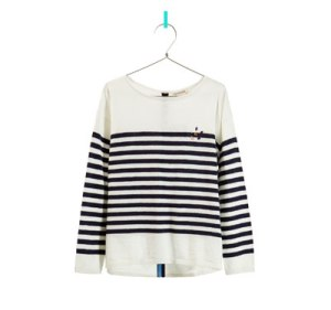 Classic striped jumper by Zara Now 14.99  From 4-14years