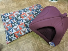 Cat and Dog Beds starting from 12.50 - Animal World Lidl Carpark