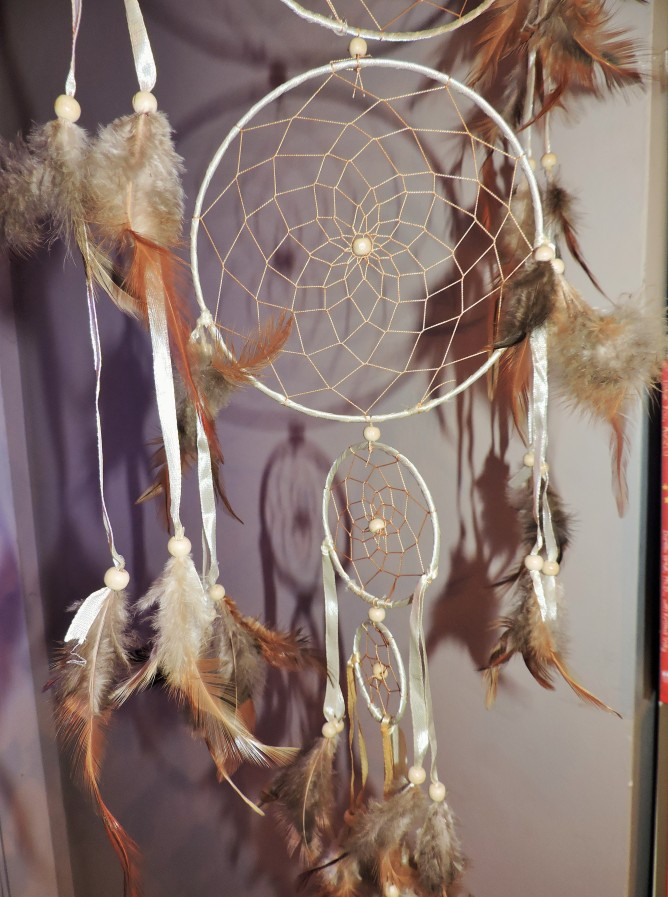 Dreamcatcher priced from 12euro - Purple Lotus South St.