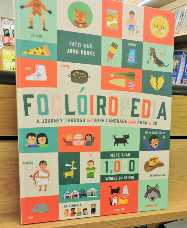 Following on from Historopedia, Every kid should have these books by Fatti Burke. 25.00 - Nolans Bookshop South St.
