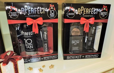 B Perfect Tanning & Brow Kit Gift Sets. approx 35euro The Beauty Parlour at Town and Country Mercantile
