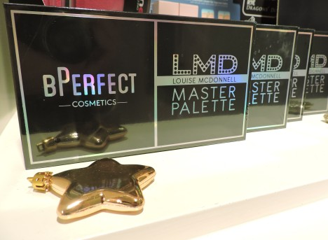 Brand New Product - B Perfect Master Palette around 30euro. On most girls wishlist - The Beauty Parlour at Town and Country Mercantile