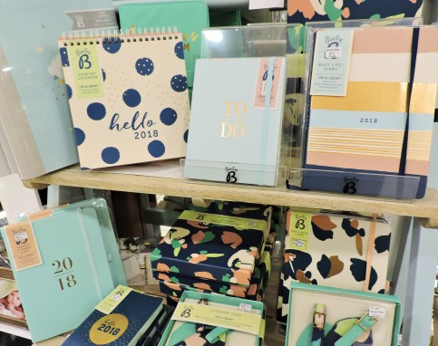 Chic diaries, Notebooks and travel wallets from 12euro - Brooks Gift Shop Charles Street