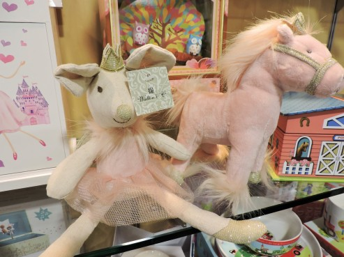 Adorable soft toys around 20euro - Brooks Gift Shop Charles St.