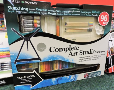 Art Set 59.95 Barrow Office Supplies