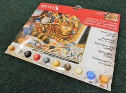 I loved Painting by Numbers when I was young. Great selection around euro - Barrow Office Supplies