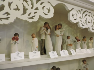 Willow Tree Figurine Range - Bailey's Frame Shop South St.