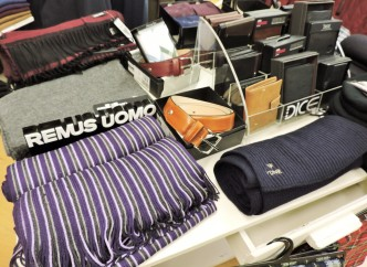 Selection of mens accessories from 15euro - Mr. H Menswear Quay Street