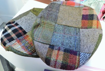Wool Flat Caps around 30euro - Craft Central